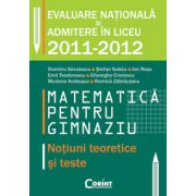 Matematica pentru gimnaziu - notiuni teoretice si teste