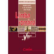 Manual Limba si literatura romana-clasa a VII-a, (Marin iancu si Ana Tulba)