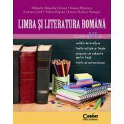 Limba si literatura romana pentru clasa a VI-a - Mihaela Daniela Cirstea, Carmen Iosif