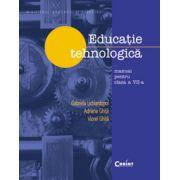 Manual de Educatie Tehnologica - clasa a VII-a