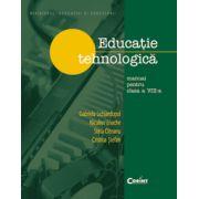Manual educatie tehnologica - clasa a VIII-a (Gabriela Lichiardopol)