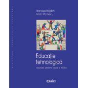 Manual educatie tehnologica - clasa a VIII-a (Maria Marinescu, Bogdan Brandusa)