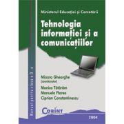Manual tehnologia informatiei si comunicatiilor, clasa a IX-a - Mioara Gheorghe