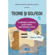 Teorie si solfegii - invatamant vocational