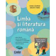Limba si literatura romana. Caiet elev clasa a III-a