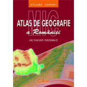 Mic atlas de geografie al Romaniei