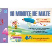 10 Minute de Mate - clasa pregatitoare