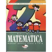 Matematica- Manual pentru clasa a IV-a ( Rodica Chiran)