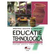 Educatie tehnologica-Manual pentru clasa a VII-a (Gabriela Lichiardopol)