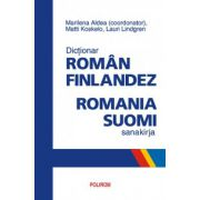 Dictionar roman-finlandez - Marilena Aldea, Lauri Lindgren, Matti Koskelo