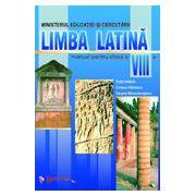 Limba latina. Manual pentru clasa a VIII-a - Doina Ionescu, Ciresica Vladulescu, Despina Mincu-Georgescu