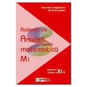 Aplicatii de analiza matematica - Ilie Petre Iambor, Inocentiu Draghicescu