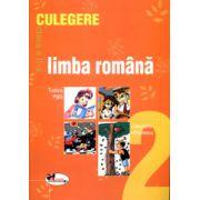 Culegere limba romana - clasa a-II-a
