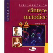 Cantece metodice - Sofica Matei
