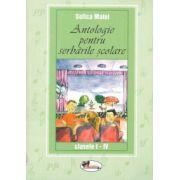Antologie pentru serbarile scolare - clasele I-IV