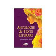 Antologie de texte literare pentru prescolari