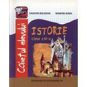 Caiet istorie clasa a-IV-a