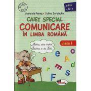 Caiet special de comunicare in limba romana (Elefantelul)