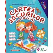 Cartea jocurilor, clasele a III-a si a IV-a - Magdalena Cantranji, Otilia Elena Bors