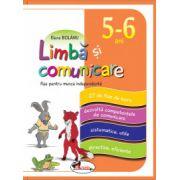 Limba si comunicare - fise pentru munca independenta, grupa mare 5-6 ani