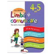 Limba si comunicare - fise pentru munca independenta, grupa mijlocie 4-5 ani