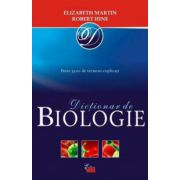 Dictionar de biologie - Elizabeth A. Martin, Robert S Hine