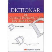 Dictionar de cuvinte imprumutate din limba engleza (Elena Epure)