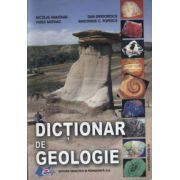Dictionar de geologie