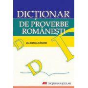 Dictionar de proverbe romanesti