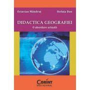 Didactica geografiei. O abordare actuala