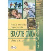 Educatie civica - caietul elevului clasa a-IV-a