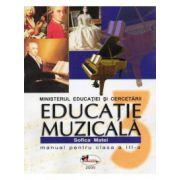 Educatie muzicala - Manual pentru clasa a III-a (Sofica Matei)
