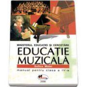Educatie muzicala - Manual pentru clasa a IV-a (Sofica Matei)