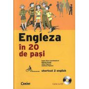 Engleza in 20 de pasi ( Cd inclus)