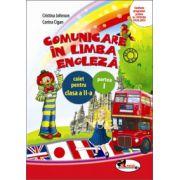 Caiet limba engleza semestrul I - clasa a-II-a