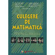 Culegere de matematica. Clasa a V-a - Petre Simion