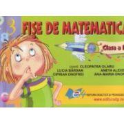 Fise de matematica clasa a II-a