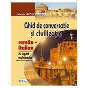 Ghid de conversatie roman-italian cu CD (editia II)