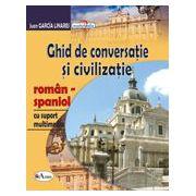 Ghid de conversatie si civilizatie roman-spaniol cu CD
