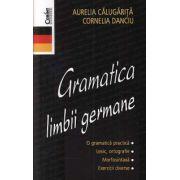 Gramatica limbii germane - Aurelia Calugarita, Cornelia Danciu