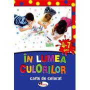 In lumea culorilor. 4-7 ani