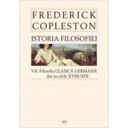 Istoria filosofiei - Vol. VII - Filosofia germana in sec. XVIII-XIX