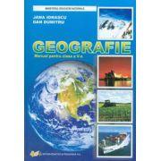 Manual geografie - clasa a V-a Dan Dumitru