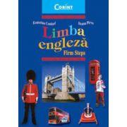 Engleza (Firm steps) - Manual pentru clasa a III-a (Ecaterina Comisel)