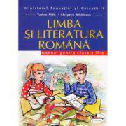 Limba si literatura romana - Manual clasa a-II-a