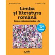 Limba si literatura romana. Teste de evaluare pentru clasa a-V-a - Mihaela D. Cirstea, Laura R. Surugiu