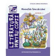 Literatura pentru copii clasa I
