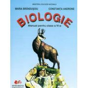 Manual biologie - clasa a VI-a ( Maria Brandusoiu )