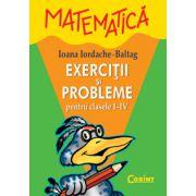 Exercitii si probleme matematica clasele I-IV