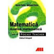 Matematica - Analiza matematica - Vol. I (Pocket Teacher)